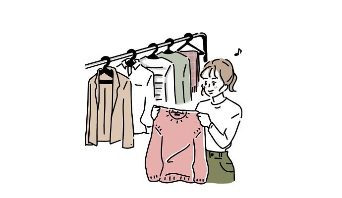 衣替えの正しいやり方